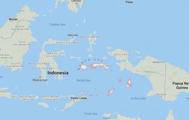Molucas, Indonesia
