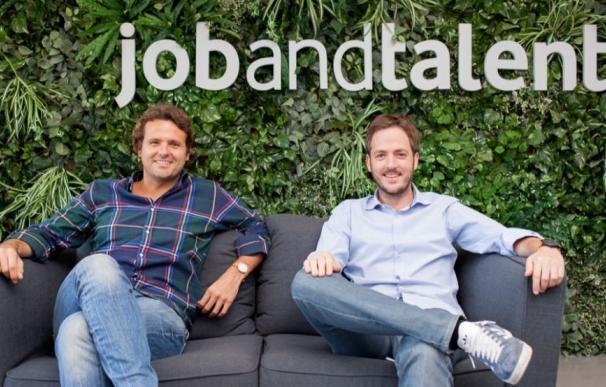 Los dos cofundadores de Jobandtalent