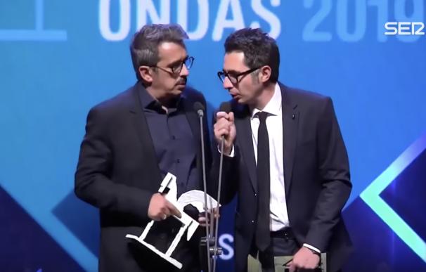 Buenafuente y Romero.