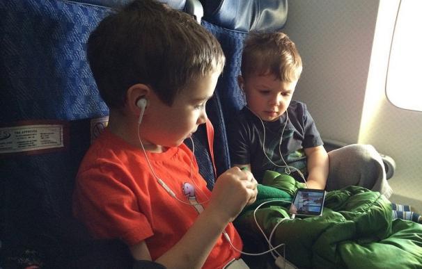 Un macroestudio analizará si los móviles pueden afectar al desarrollo cognitivo de los niños