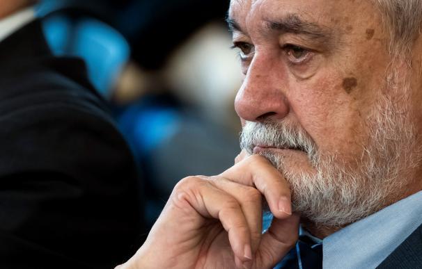 El expresidente de la Junta de Andalucía José Antonio Griñán