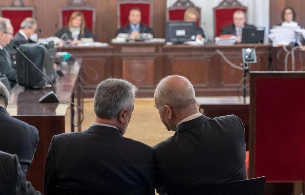 Chaves y Griñán, juicio ERE