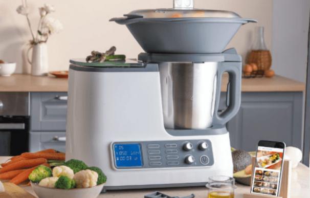 Quigg, el robot de cocina de Aldi