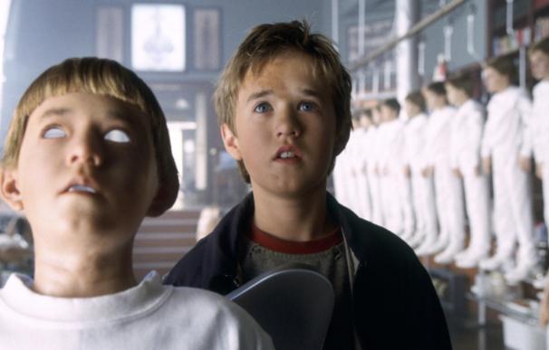 Fotograma de la película Inteligencia Artificial