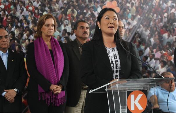 Keiko Fujimori afirma que Vargas Llosa no ha superado la derrota ante su padre