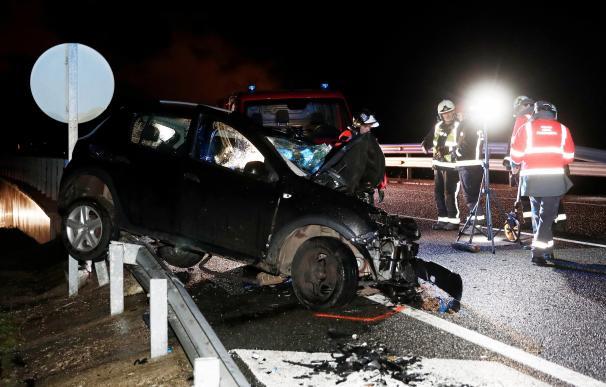 Accidente tráfico Navarra