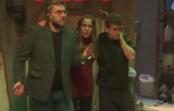 El Gran Secuestro, TVE