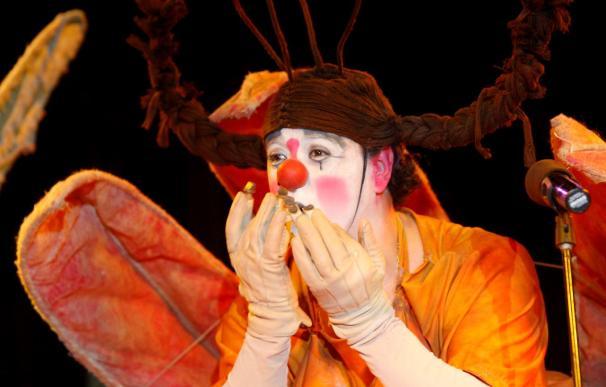 Raluy admite huéspedes dispuestos a vivir en un circo de los años treinta