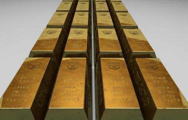 El precio del oro se dispara casi un 15% en lo que va de año