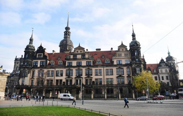 Castillo de Dresde