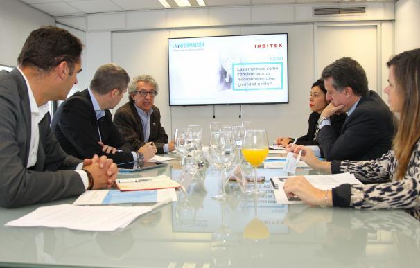 Foro de La información con Inditex, 'Sostenibilidad'.