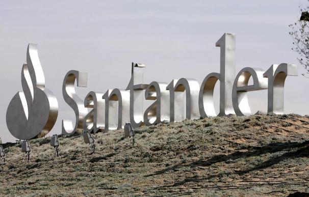 Las acciones del Santander Brasil registran subidas por dividendo extraordinario