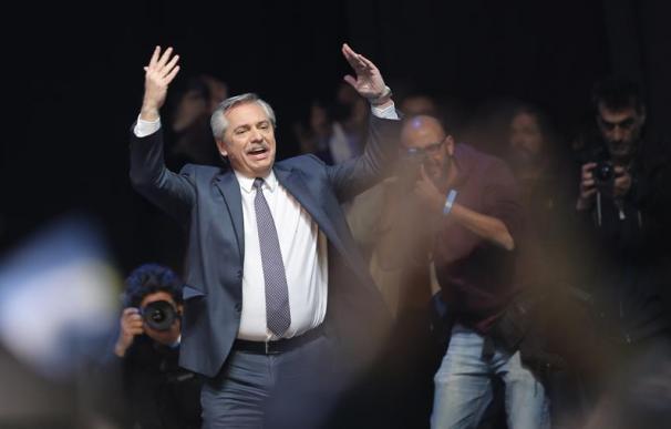 Alberto Fernandez elecciones argentina / EFE