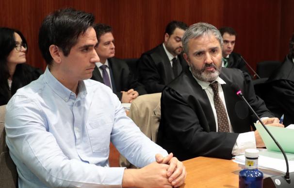 Un jurado popular juzga desde hoy en la Audiencia Provincial de Zaragoza a Rodrigo Lanza