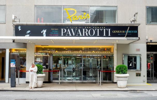 Paris Theater de Nueva York.