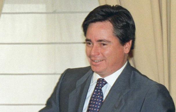 El magnate de acero Jose María Aristrain.