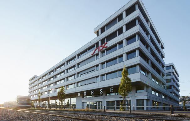 Sede de Six Group en Zurich.