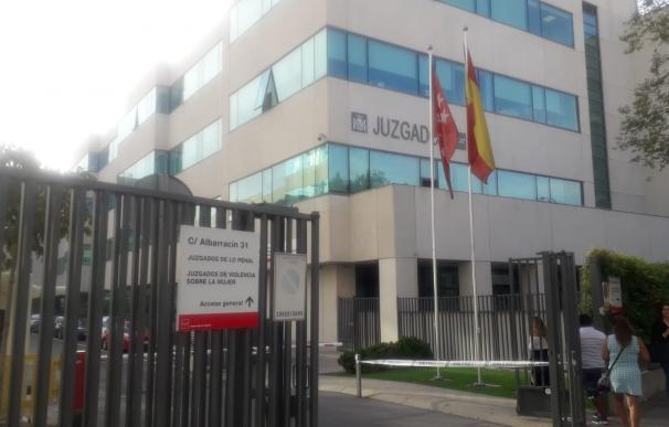 Juzgados de lo Penal de Marid de la calle Albarracín