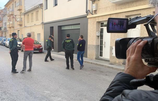 La Guardia Civil busca en una segunda vivienda a Marta Calvo