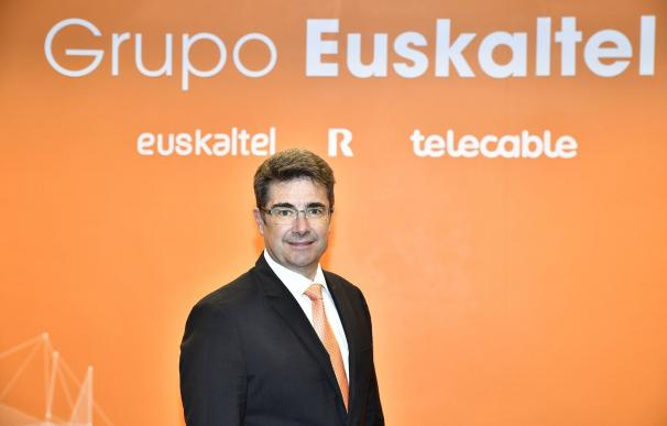 José Miguel García CEO Euskaltel