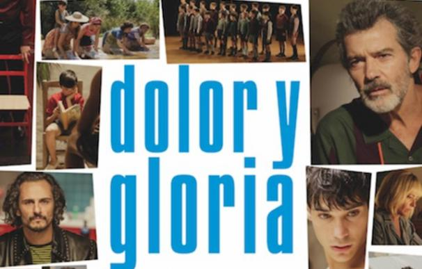 'Dolor y gloria' sigue cosechando éxitos. /EP