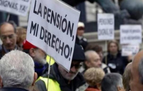 Fotografía pensionistas / EFE
