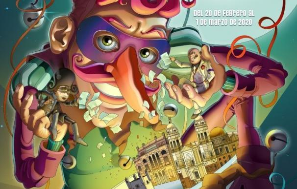 Carnaval de Cadiz. / EFE