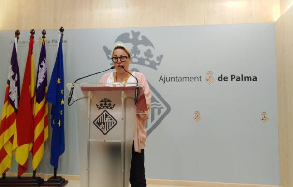 Sonia Vivas, regidora de Igualdad del Ayuntamiento de Palma