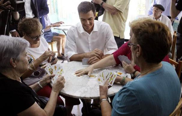 Sánchez e Iglesias siguen barajando las cartas del futuro Gobierno