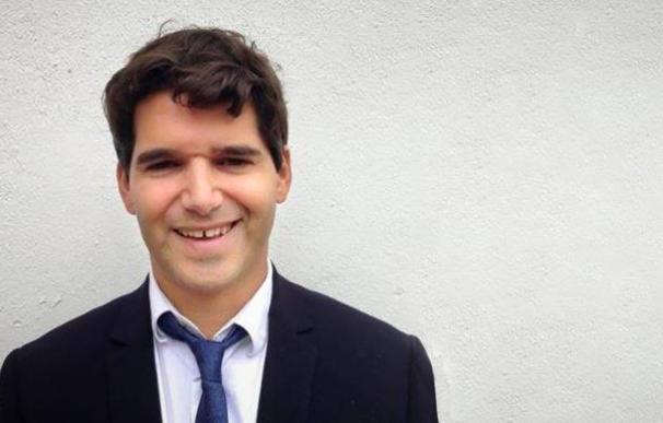El 'héroe del monopatín', Ignacio Echevarría. /L.I.