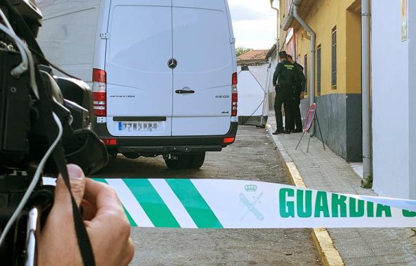 La UCO inspecciona la vivienda en la que Marta Calvo envió un mensaje por última vez