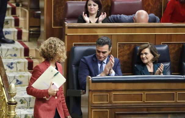 La jornada de constitución de Cortes, con Meritxell Batet como protagonista