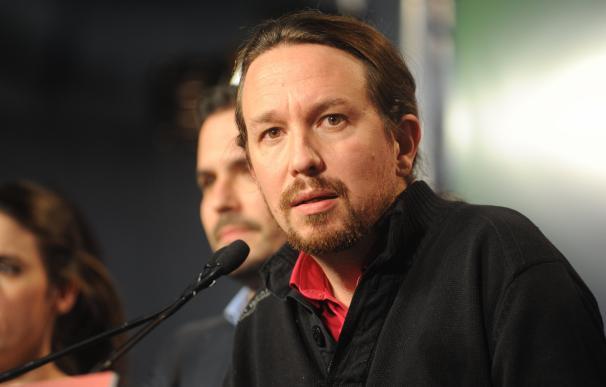 Pablo Iglesias, líder de Unidas Podemos