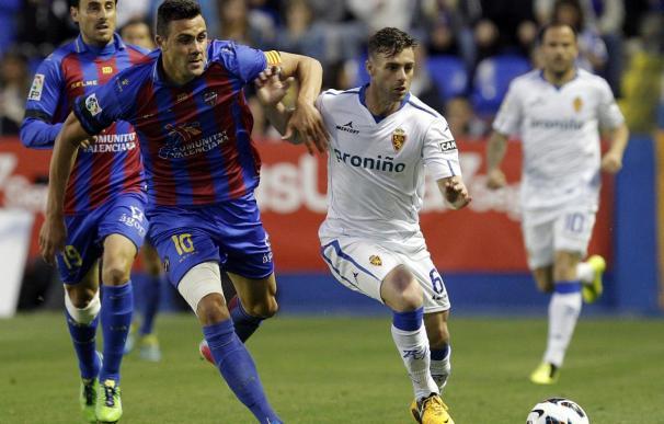 El Levante-Zaragoza de la campaña 2010-2011 bajo sospecha