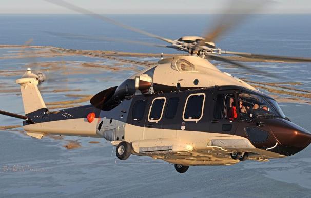 Helicóptero Airbus H175.