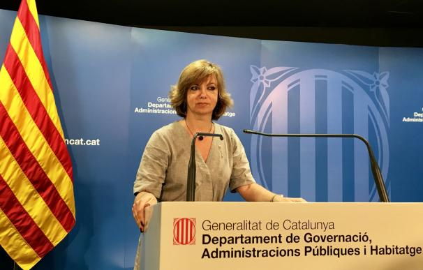 Meritxell Borràs garantiza urnas para el referéndum del 1-O