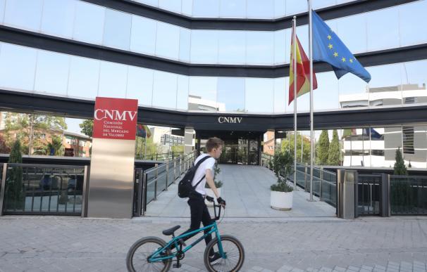 CNMV sede