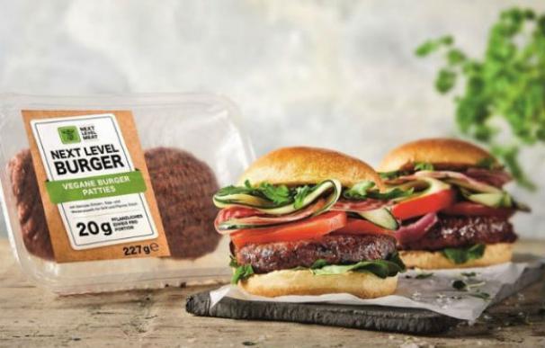 The Next Level Burger, de Lidl