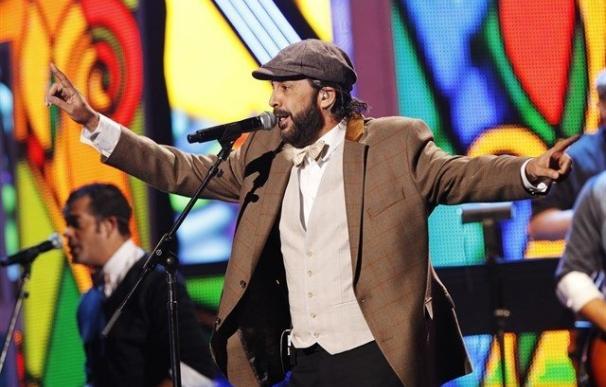 El cantante dominicano Juan Luis Guerra. / EP