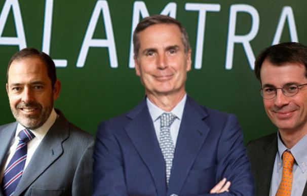 Mataix, Eguidazu y Portabella, principales accionistas de Alantra.