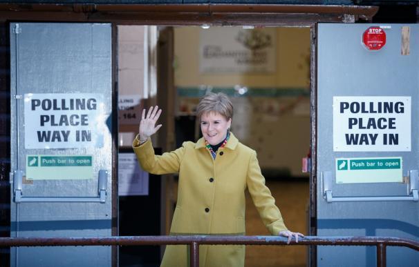 Escocia referéndum. / EFE