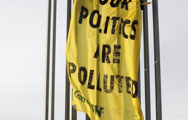 """""""Nuestros políticos están contaminados"""". / EFE"""