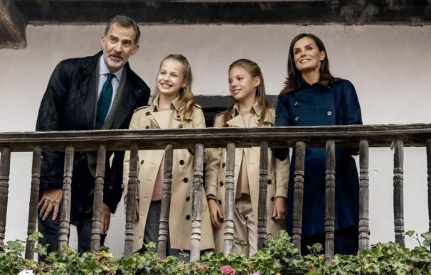 Felicitación Familia Real Navidad 2019