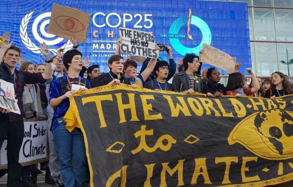 Duodécima y última jornada de la Cumbre del Clima (COP25) en Madrid