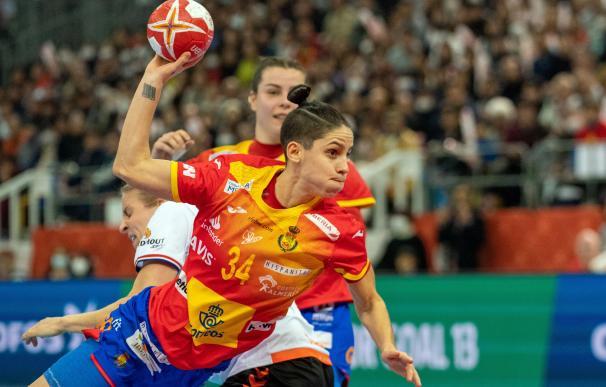 España subcampeona del mundo de balonmano tras caer ante Holanda 29-30