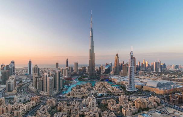 El Burj Khalifa.