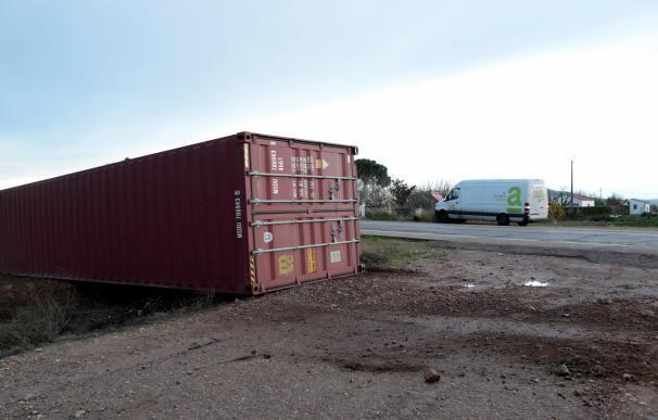 camión Badajoz