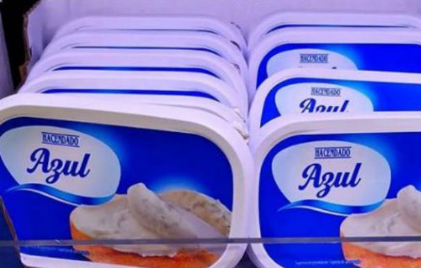 Nuevo queso azul de Mercadona