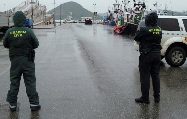 Guardia Civil busca a Celia