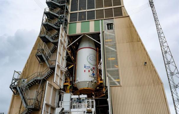 Soyuz, Cheops despegue